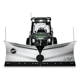 Fisher Snowplows Tractor