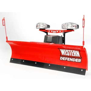 Western Snowplows Straight Blade DEFENDER™
