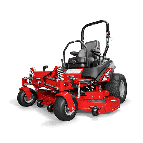 Ferris zero turn mowers: isx™ 2200