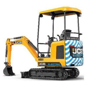 19C-1E ELECTRIC MINI EXCAVATOR