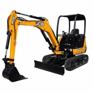 8029 CTS Compact Excavator